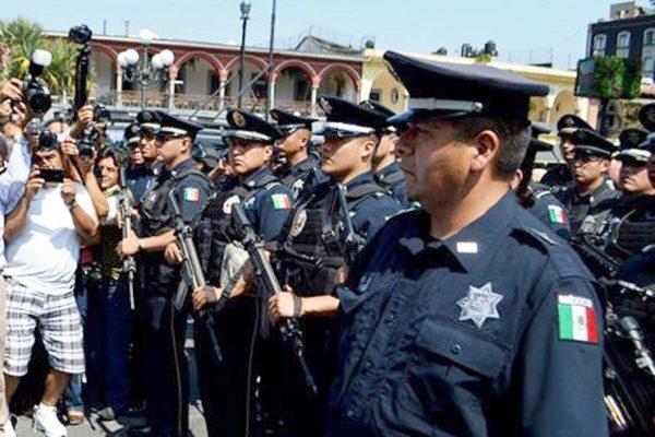 Urge municipalizar Seguridad Pública