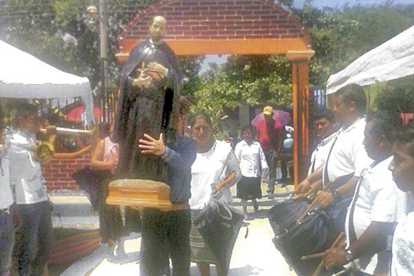 Fiesta Patronal  en el ejido  Benito Juárez