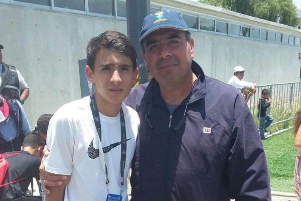 Chivas observa y sigue al  fortinense Toño Álvarez