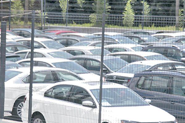 Cayó la venta de automóviles en la región