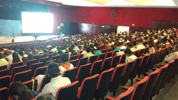 Inició asamblea anual de Testigos de Jehová, en náhuatl