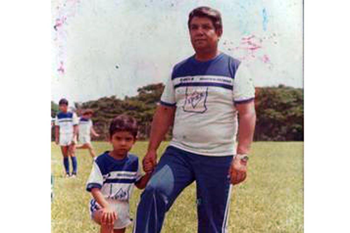 """Javier """"Tapatío"""" Ramírez y Roberto """"La Mamá"""" Torres dirigirán a los ex Azucareros de Córdoba, campeones de la tercera división 1981."""