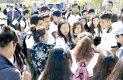 Desertan alumnos del Cobaev; estudian en aulas deplorables