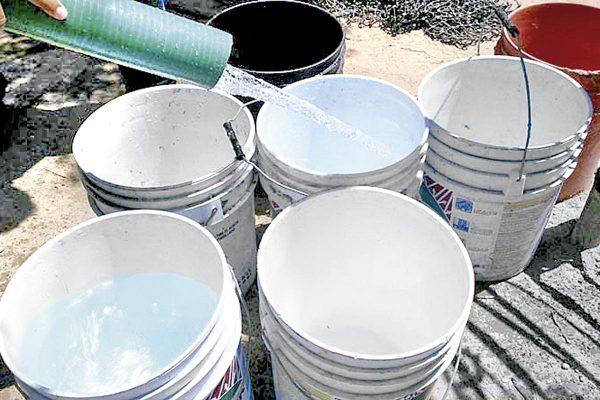 Mayor escasez de agua en Córdoba y Fortín
