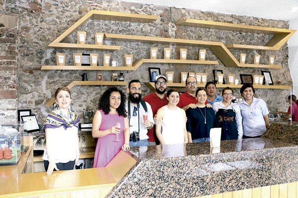 Cautiva a turistas el Museo del Café