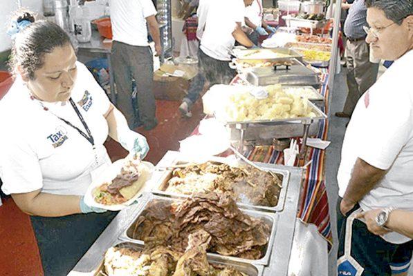 Alistan Festival Gastronómico en la región