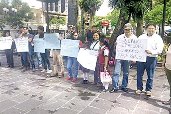 Con mitin recuerdan matanza de Tlatelolco