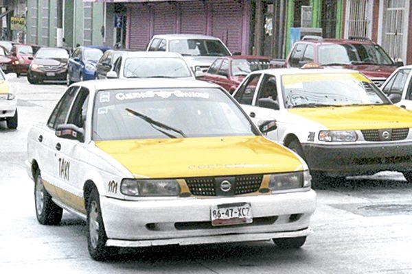 Taxistas de la región se amparan contra el reordenamiento