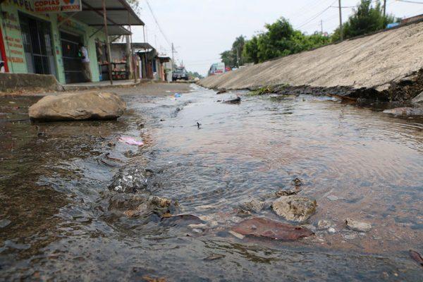 Mega fuga en acueducto de Nogales genera suspensión de servicio en más 100 colonias de Córdoba