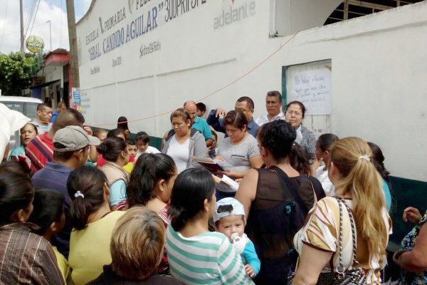 """Reiniciarán clases el 23 de octubre alumnos de las primarias """"Gral Cándido Aguilar"""" y """"Antonio Ruiz Galindo"""""""