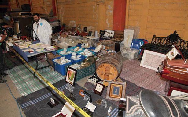 Bodega de Javier Duarte en Córdoba ocultaba un tesoro