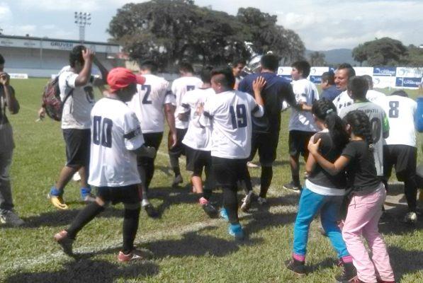 Deportivo, Los Filtros campeón