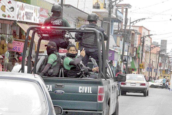 Ciudadanos quieren protegerse por aumento de inseguridad