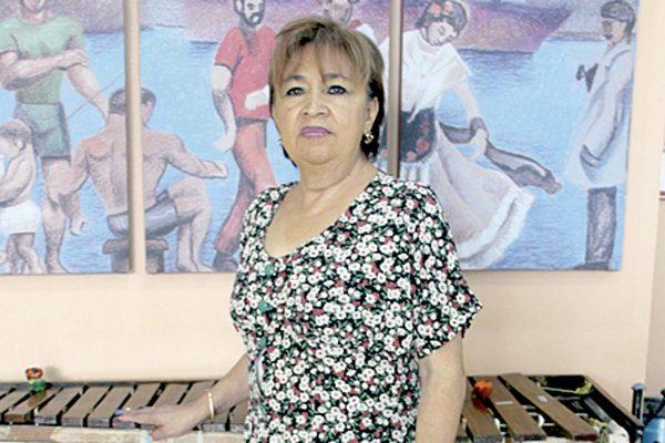Dichosa mañana en honor a María Estela