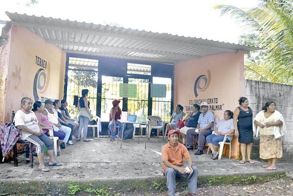 Exigen paterfamilias maestro para  telebachillerato de San Agustín