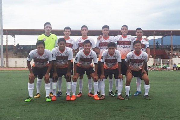 Potros de Paso del  Macho, líder, ganó 1-0