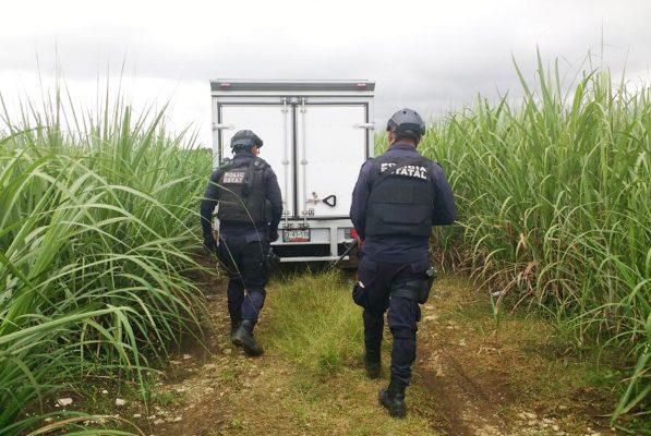 Rescata SSP a repartidor atracado