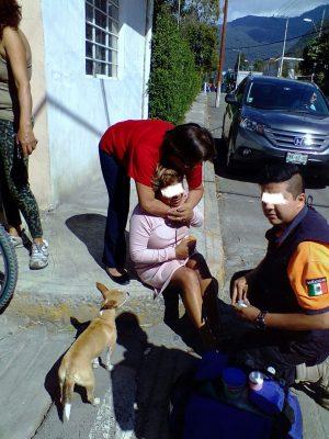 Intentan secuestrar a profesora en Ciudad Mendoza; se lanza de auto en movimiento