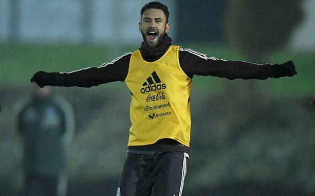 El cordobés Layún pide a los mexicanos crean en la selección que disputará el mundial Rusia 2018