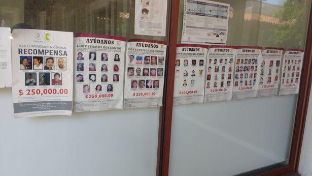 Siguen las desapariciones en Veracruz.