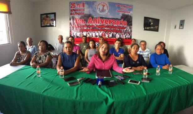 Celebrarán 1er aniversario de colonia Ampliación Aquiles Córdova Morán