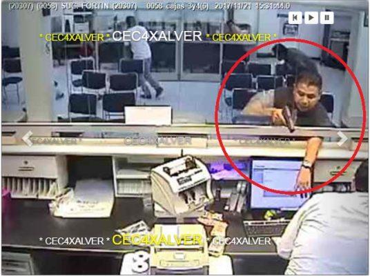Se niegan a declarar monto de lo robado en el banco de Fortín