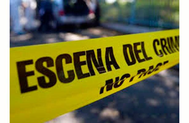 Reportan secuestro de dos personas