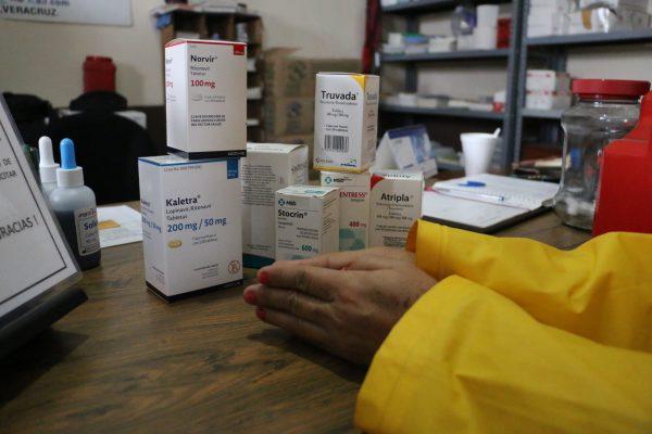 Especial: Algún día dejará de dolerme, dice portadora de VIH