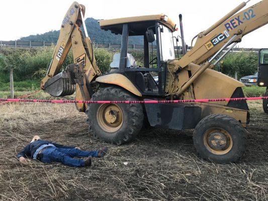 Abaten a presunto asaltante en Ixtaczoquitlán