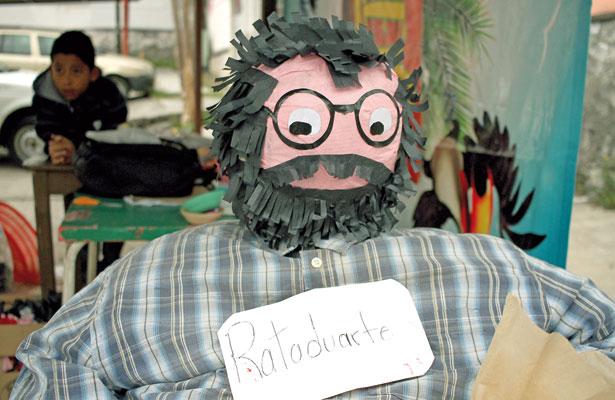 "En vez de ""viejos"", podrán quemar a Duarte en fin de año"