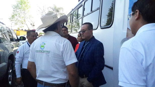 La revista vehicular se iniciará paulatinamente: Rafael E. Escobar Torres