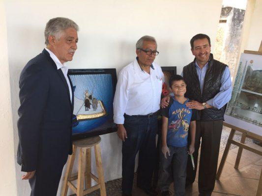Inauguran Museo de la Caña y rehabilitación de Ex Hacienda Toxpan