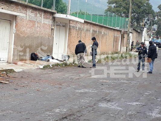 Asesinan a hermano de regidor de Río Blanco; era profesor