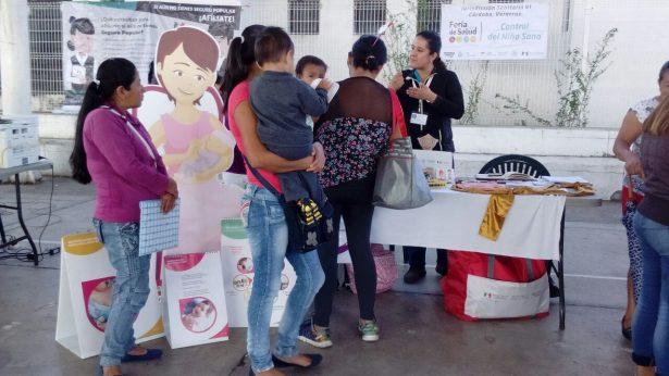 Llegó la Feria de la Salud a Córdoba