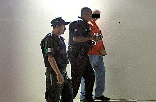 1 año de prisión preventiva a Nemi; fue vinculado a proceso