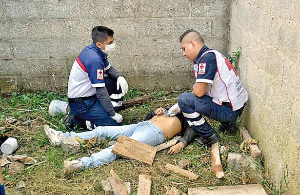 ¡Lo mataron a pedradas!; joven perdió la vida tras una riña