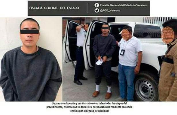 Detienen a presunto asesino de fiscal; llevaba la pistola del crimen