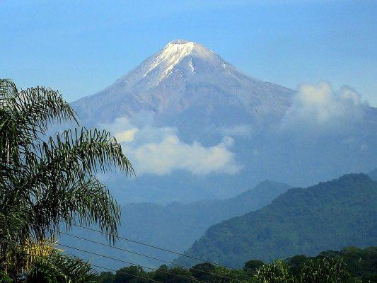 Agoniza el Pico de Orizaba