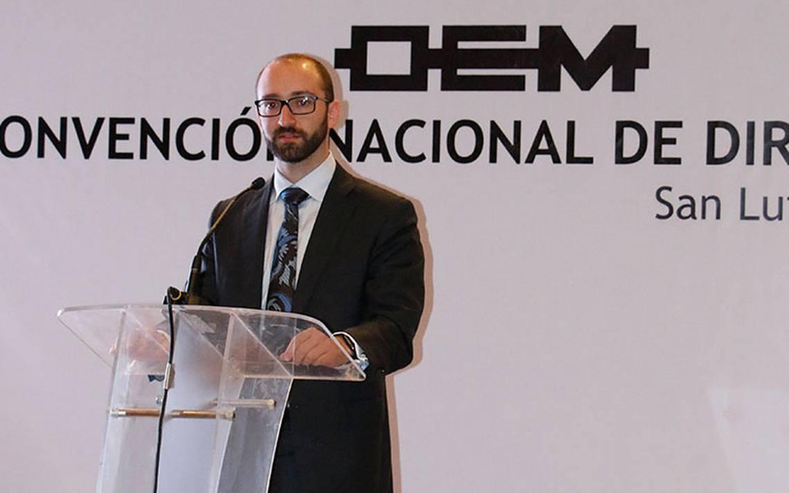Francisco Torres Vázquez, Vicepresidente Ejecutivo de la OEM. FOTO: JUAN JOSÉ GONZÁLEZ
