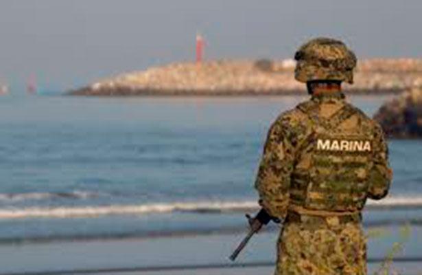 Marina seguirá en labores de vigilancia en 2018, en territorio veracruzano