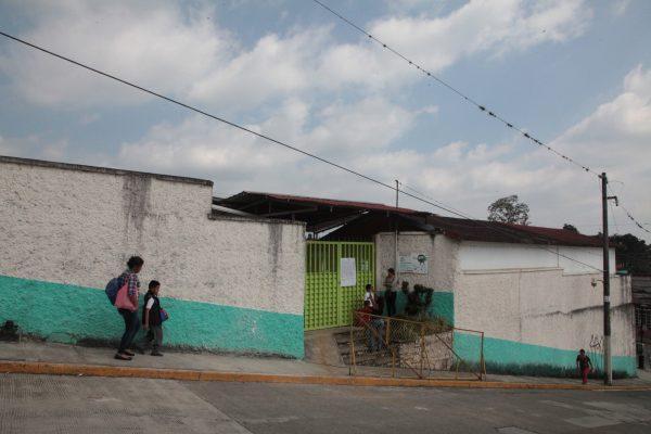 Roban en un jadín de niños en Córdoba