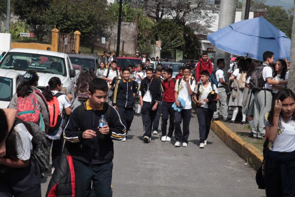 Disponen de 540 espacios para la Secundaria General 1