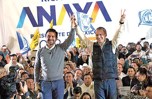 Vamos a ganar la presidencia gracias a Veracruz: Anaya