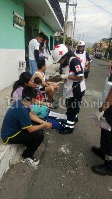 Familia resulta intoxicada durante fuga de gas