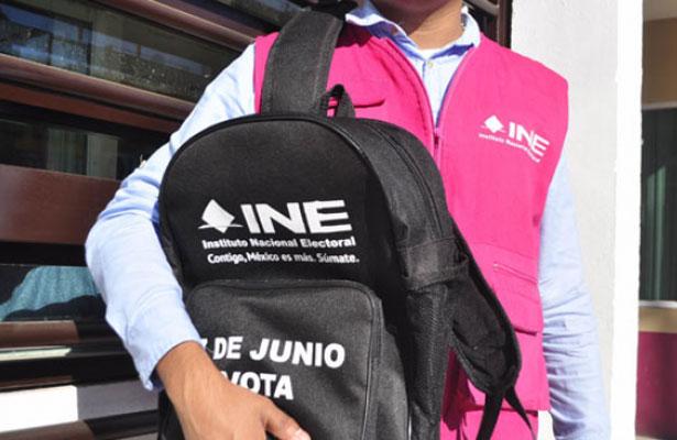 Más de 11 mil veracruzanos van por 3 mil plazas en el INE