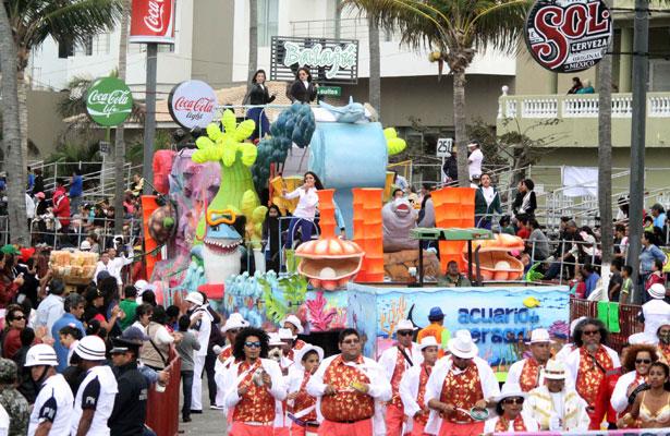 Carlos Vives y Alberto Barros, en cartelera del Carnaval de Veracruz