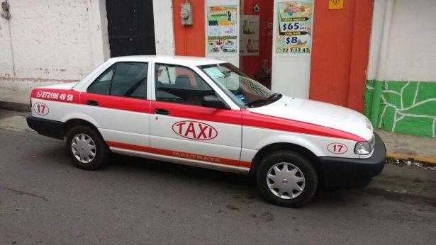 Desaparece taxista de Maltrata, en Córdoba