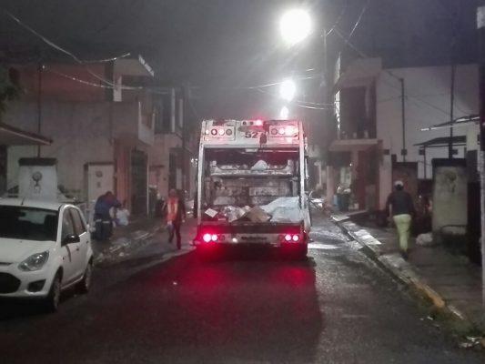 Recolección de basura es ineficiente en Córdoba
