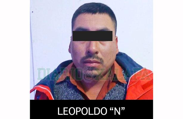 Rescatan a médico plagiado y detienen a cuatro presuntos secuestradores
