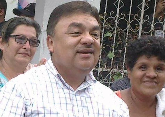 Exalcalde de Colipa, Víctor Molina Dorantes.